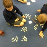 Estimating and grouping 10's